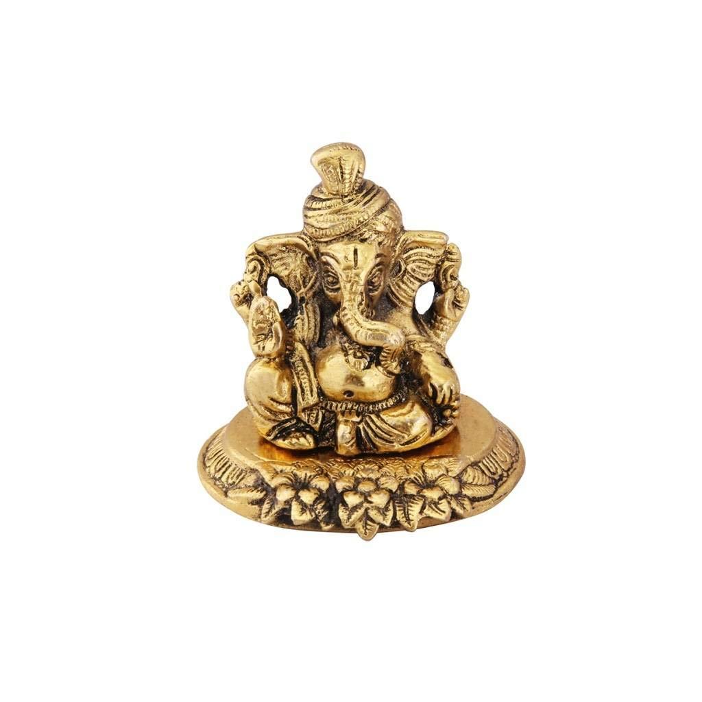 Metal Pagdi Ganesh